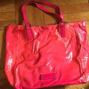 Marc by Marc Jacobs Patent Leather Tote